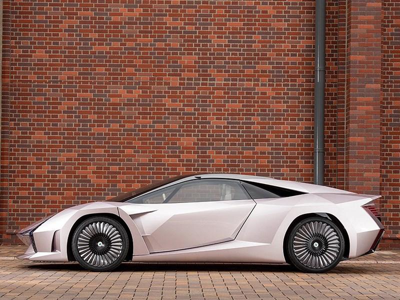 Японцы придумали автомобиль из целлюлозы Фото Авто Коломна