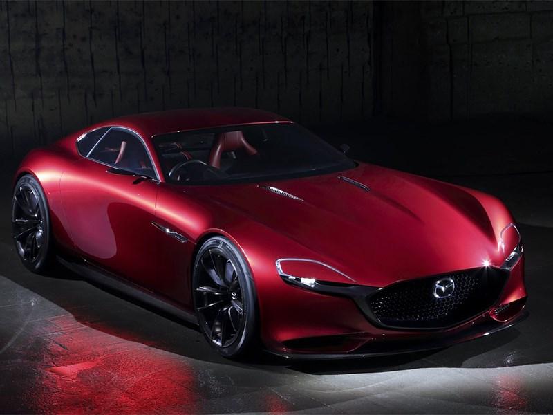 Mazda возрождает семейство RX Фото Авто Коломна