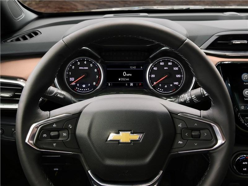 Chevrolet Trailblazer 2021 руль