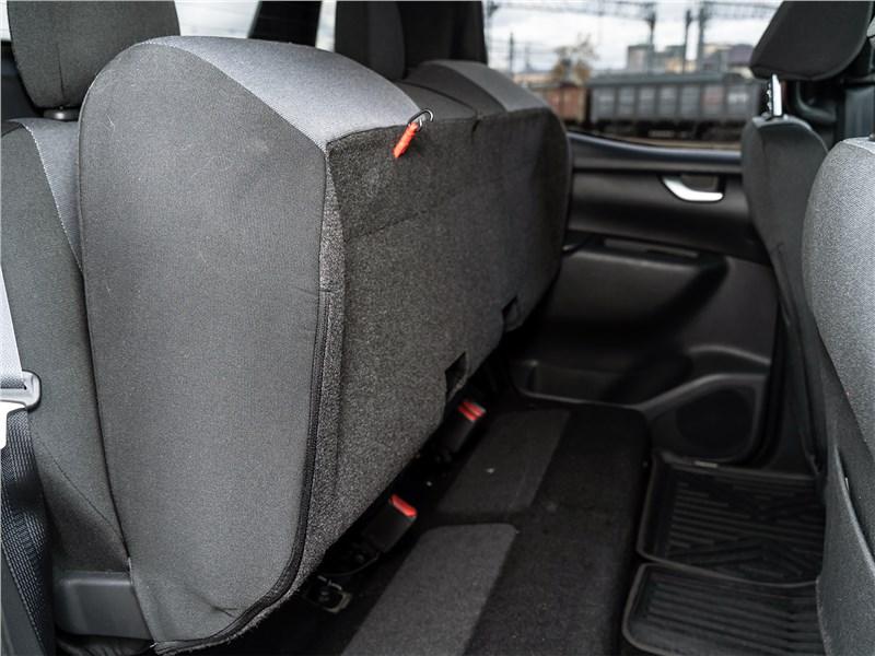 Mercedes-Benz X-Class X 350 d 4Matic AT7 2018 второй ряд