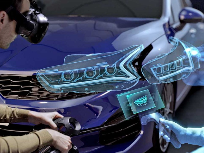 Конструкторы и инженеры Hyundai будут работать в виртуальной реальности