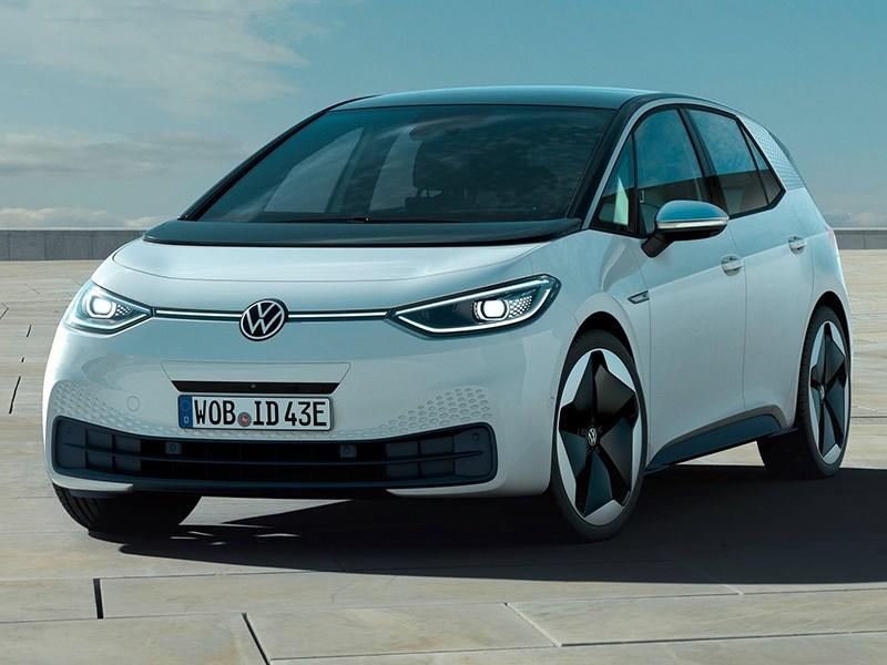 Электромобили Volkswagen глючат Фото Авто Коломна