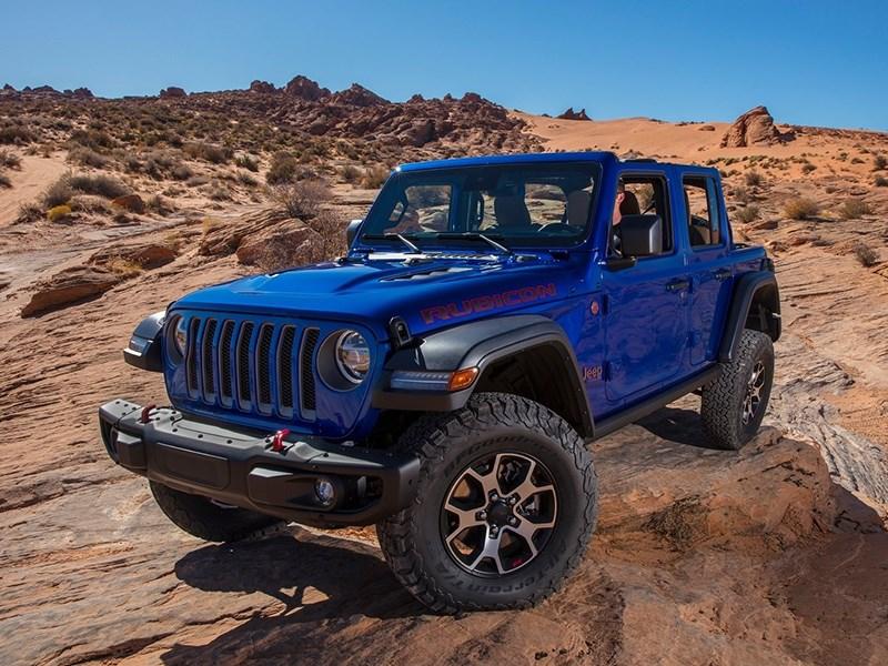 Самый внедорожный Jeep стал экологичнее