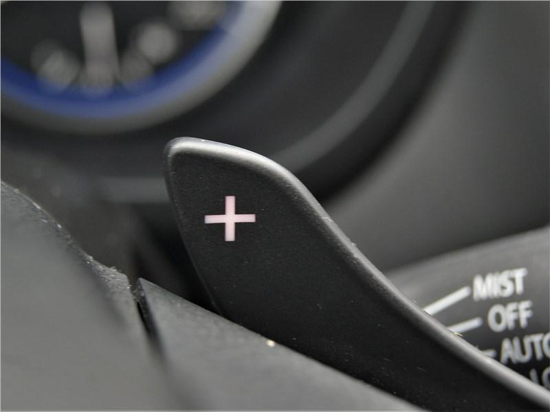 Suzuki SX4 2016 подрулевые лепестки
