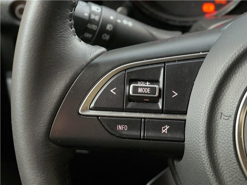 Suzuki Jimny 2019 руль