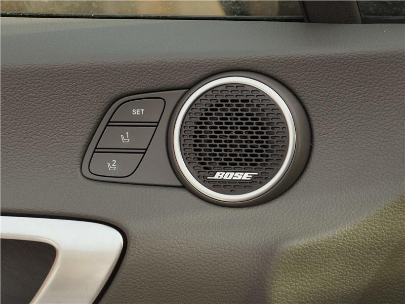 Hyundai Sonata 2020 колонка в двери