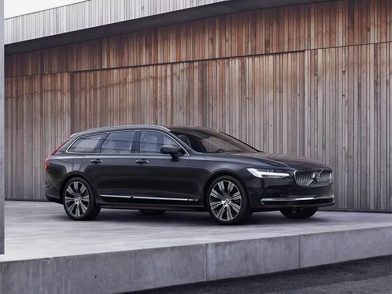 В Volvo обновили 90-ю серию