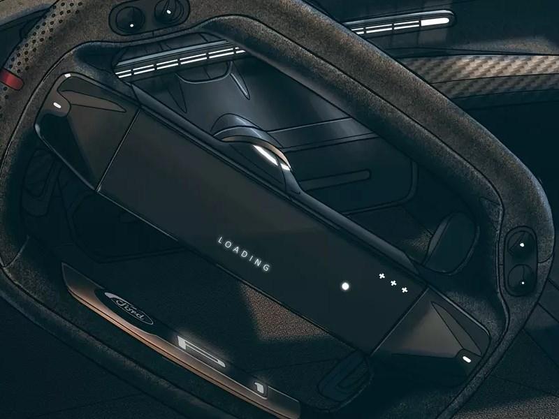 Ford уходит в онлайн и разрабатывает автомобиль для геймеров Фото Авто Коломна