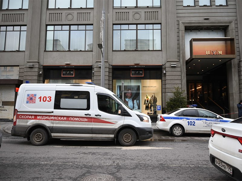 В Москве предложили ввести бесплатную парковку для врачей