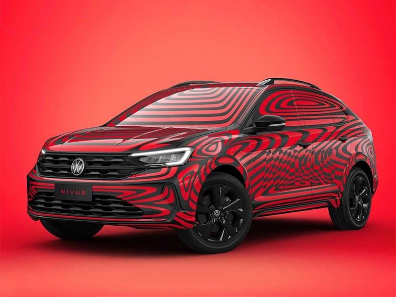 Volkswagen показал прототип кроссовера на базе Polo