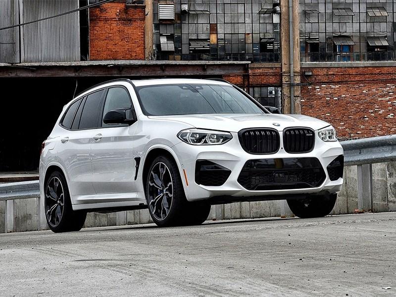 BMW отправит на сервис автомобили в России из-за ремней безопасности