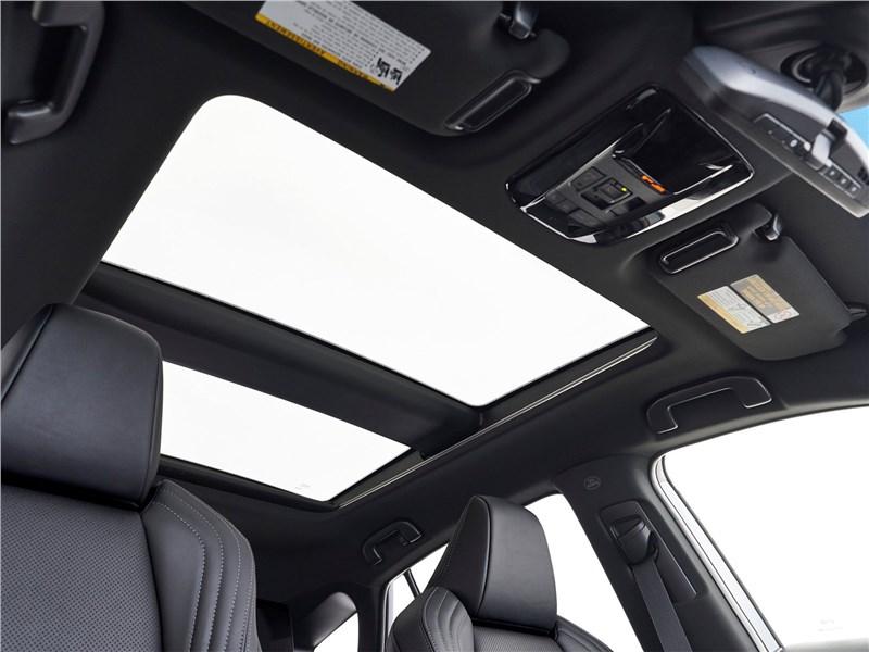 Toyota Venza 2021 панорамная крыша