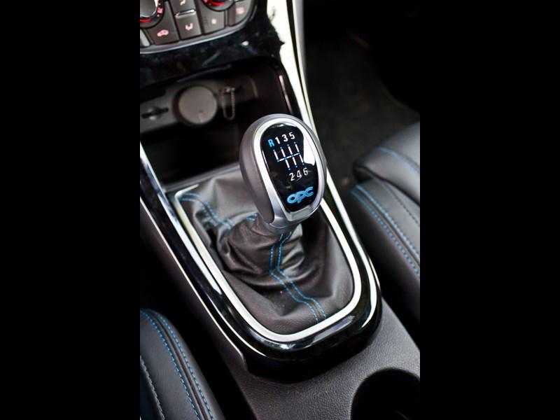 Opel Astra OPC 2013 6МКПП