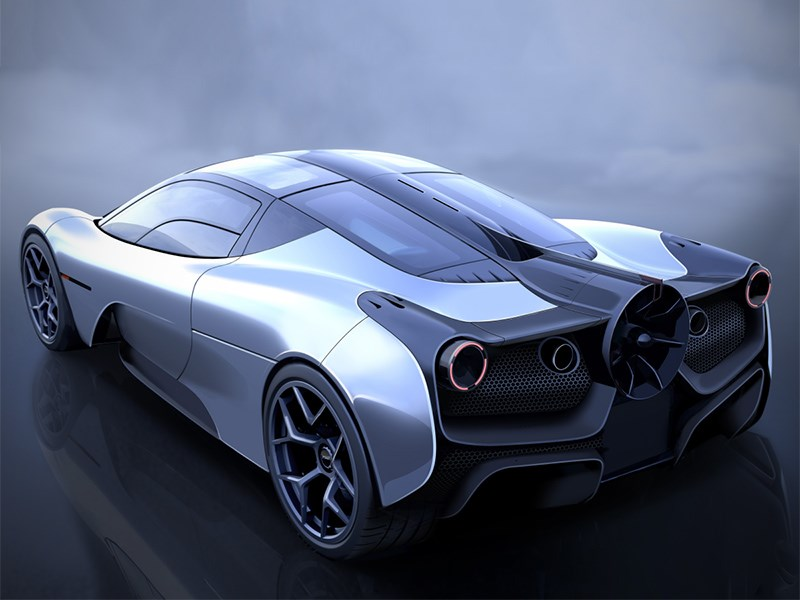 Новый суперкар создателя McLaren F1 получит уникальный мотор