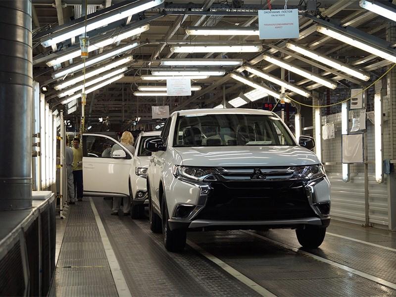 Mitsubishi приостановит запуск новых моделей в Европе