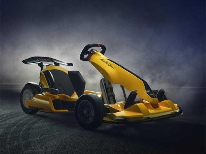 В Lamborghini создали горячую новинку. Это не машина!