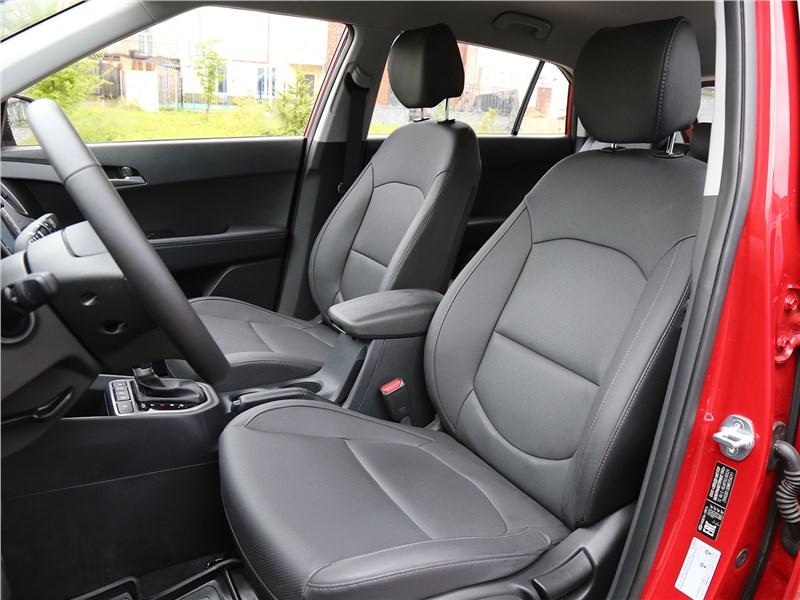 Hyundai Creta 2020 передние кресла