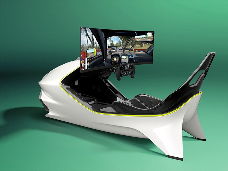 Aston Martin представил «игровую приставку» по цене спорткара Porsche