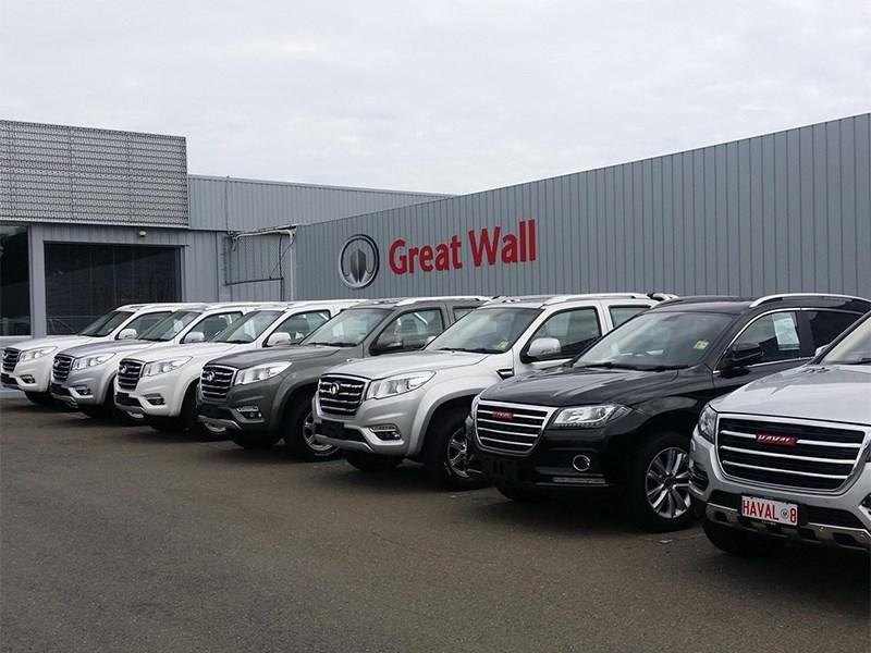Great Wall выкупает у General Motors заводы в Азии