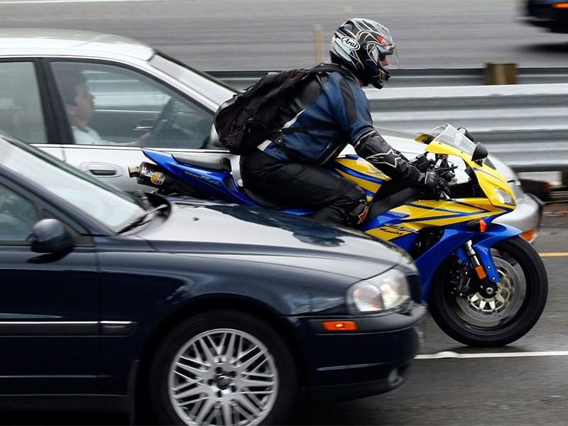 Власти Москвы заявили о снижении числа ДТП с мотоциклами