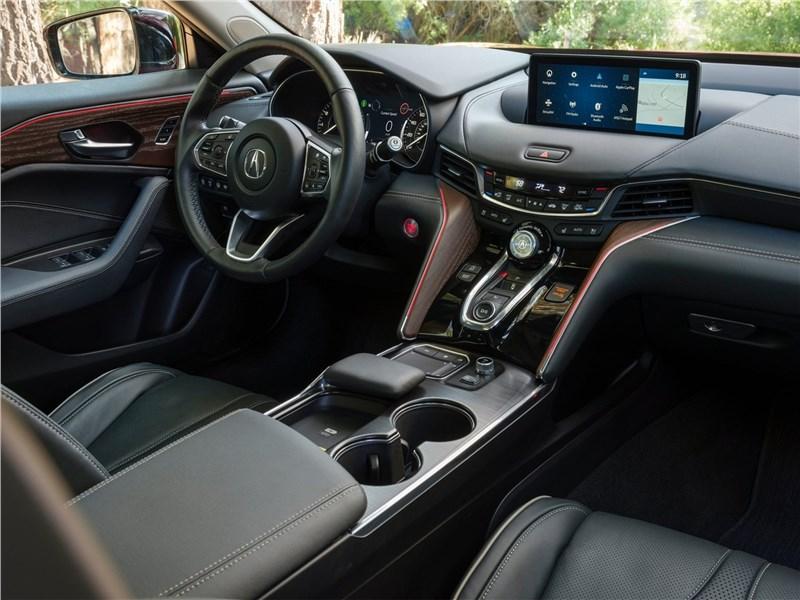 Acura TLX (2021) салон