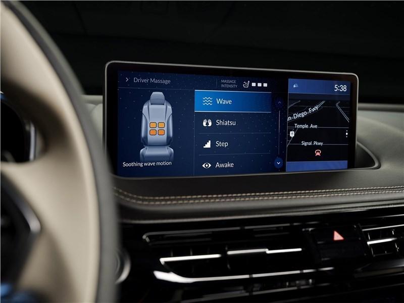 Acura MDX Concept (2020) монитор