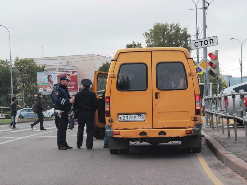Власти Москвы рассказали о методе борьбы с нелегальными перевозчиками