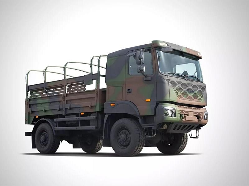 Kia создаст новое поколение военных вездеходов