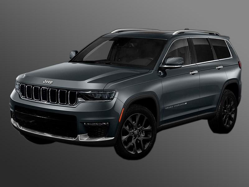 Jeep назвал дату премьеры загадочной новинки