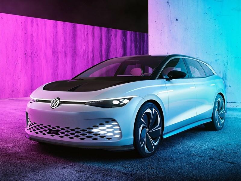 Электрический универсал Volkswagen получит запас хода 700 километров