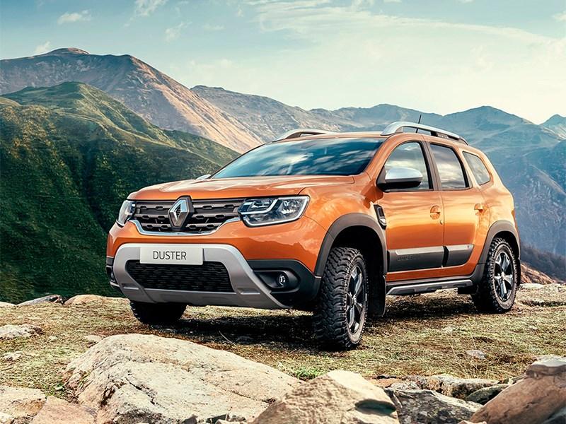 Renault Duster лишится дизеля в России