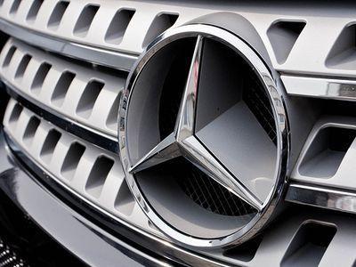 Daimler может открыть производство легковых Mercedes в России