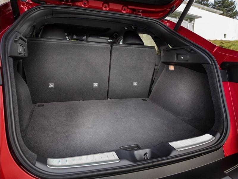 Infiniti QX55 (2022) багажное отделение