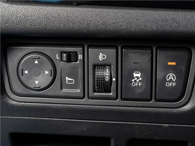 DFM AX4 (2020) кнопки