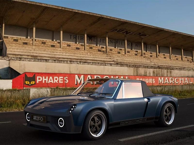 В Porsche 914 вдохнут жизнь