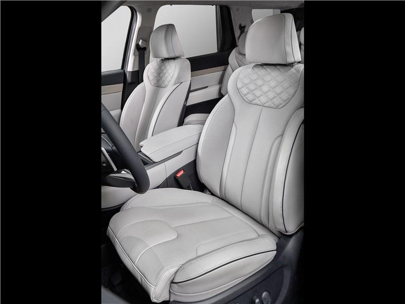 Hyundai Palisade (2020) передние кресла