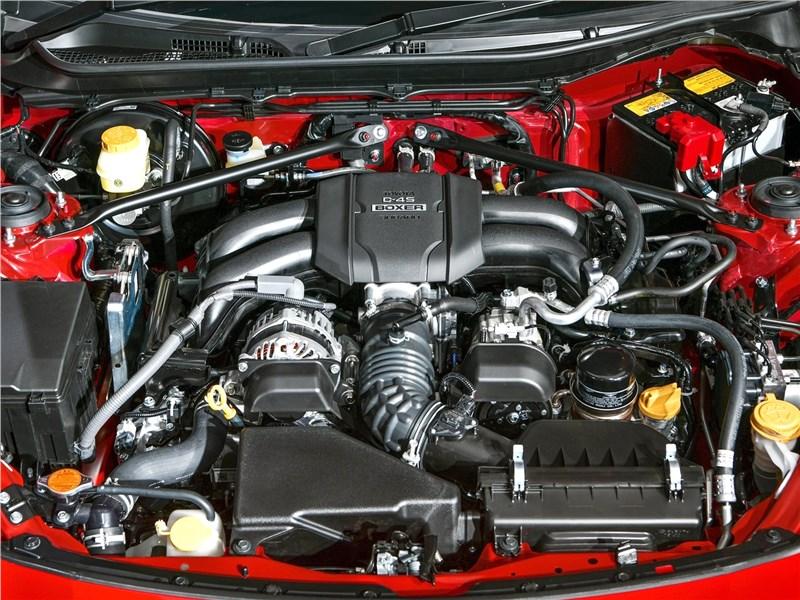 Toyota GR 86 (2022) двигатель