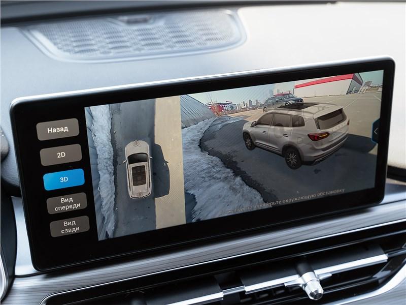 Chery Tiggo 8 Pro (2021) монитор