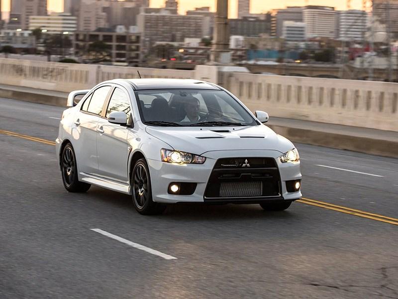 В Mitsubishi заявили о возможности возрождения Lancer Evolution