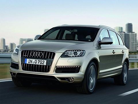 Audi Q7 нового поколения не появится перед публикой в 2015 году
