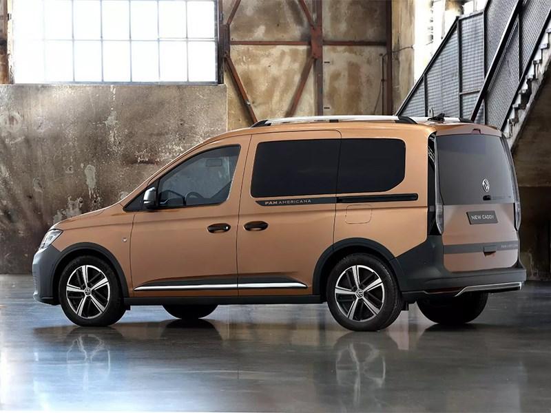Стартовали российские продажи Volkswagen Caddy PanAmericana - новость про Volkswagen Caddy