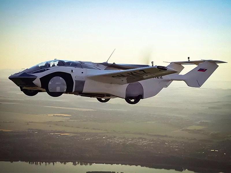 Сколько будут стоить летающие автомобили?