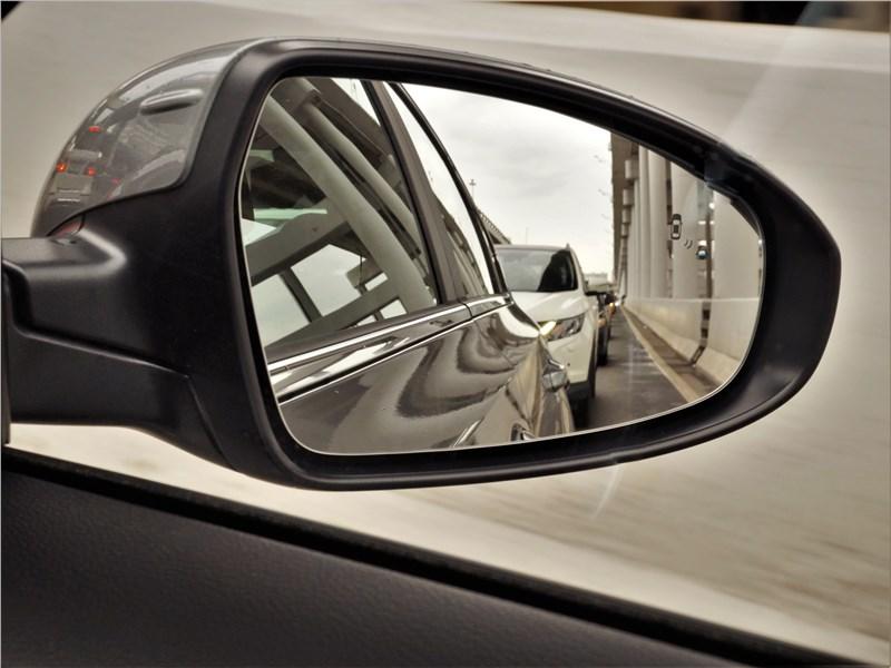 Kia Cerato (2022) боковое зеркало