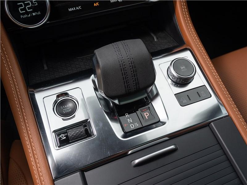 Jaguar F-Pace (2021) 8АКПП