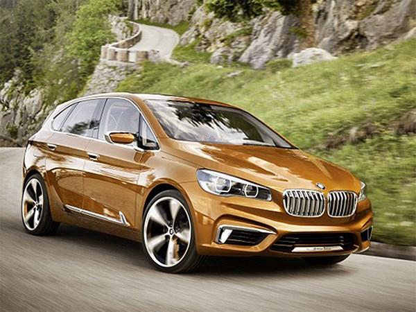 BMW запатентовала свой первый переднеприводный хэтчбек