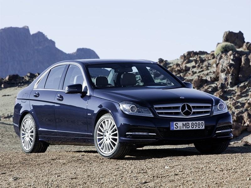 Продажи Mercedes-Benz C- class перевалили за 10 миллионов экземпляров