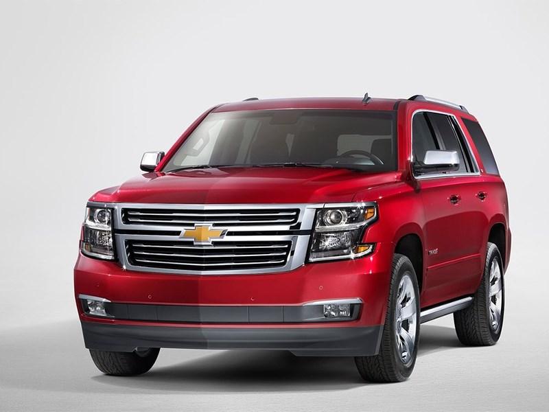 Chevrolet представляет обновленные версии трех моделей внедорожников