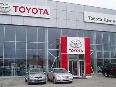 Toyota наращивает продажи своих машин в России не смотря на стагнацию рынка