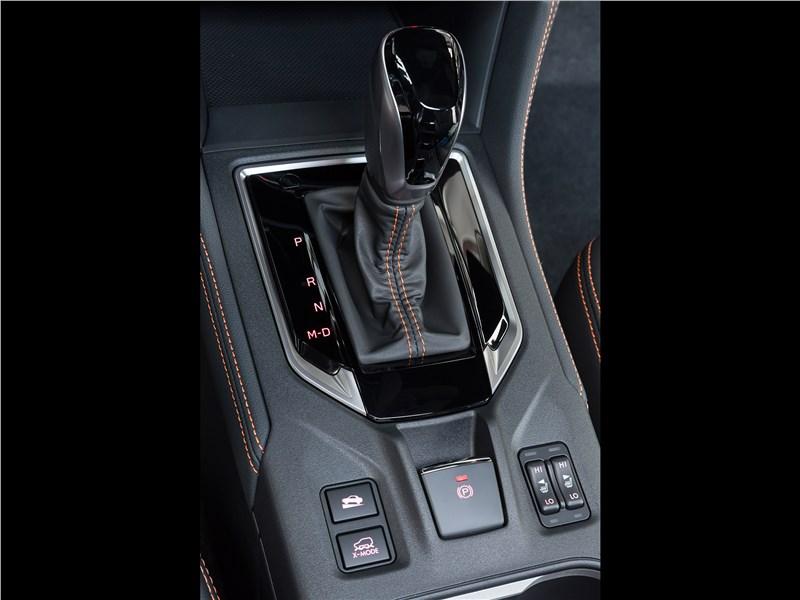 Subaru XV 2018 вариатор