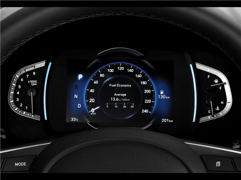 Hyundai Creta (2020) вид спередиHyundai Creta (2020) приборная панель